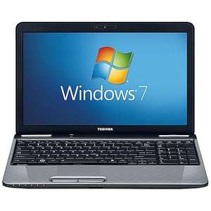 "Toshiba Satellite L750-171 Laptop, Intel Core i5, 2.4GHz, 6GB RAM, 750GB, 15.6"", GT 525M 2GB, £599 at John Lewis."