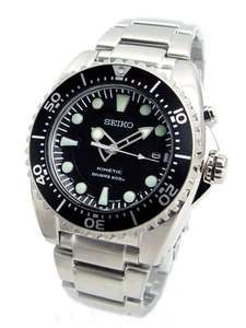 Seiko Kinetic Diver's SKA371P1 200M Watch - £147  = 52% off @ Creation Watches