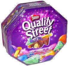 Quality Street, Roses and Celebrations Tins 850g @ Co-op £4.49 in store