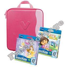 Innotab - 2 games and carry case £42.00 delivered @ Vtech