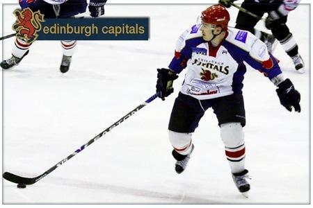 Edinburgh Capitals Elite League Ice Hockey Tickets - Half Price > £7.50  @ Groupon