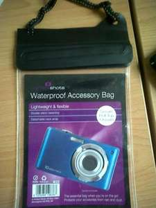 Waterproof Accessory Bag in Poundland
