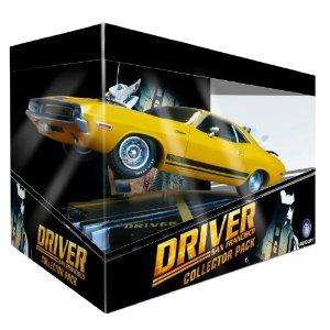 Driver San Francisco Collectors Edition for Xbox 360 & PS3 - £27.97 @ Amazon