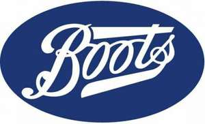 Boots Points Event. £12 for a £50 spend!