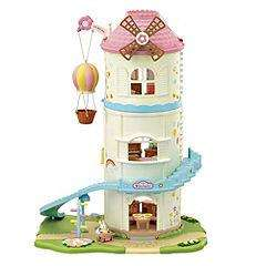 Sylvanian Families Primrose Baby Windmill £24.99 SAINSBURYS