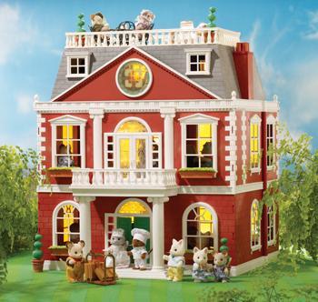 Sylvanian Families Regency Hotel, half price @ amazon £54.99