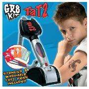 Gr8 Art Tat2 Kit - half price - £7.50 @ Tesco
