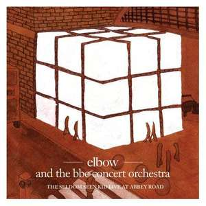 Elbow  The Seldom Seen Kid (Abbey Road Live with BBC Concert Orchestra) CD/DVD Edition £10.99 + £1.99 p&p @ Universal