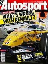 FREE COPY OF AUTOSPORT MAGAZINE!!!