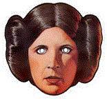 Free Star Wars Cut-Out Halloween Masks (PDF Download)