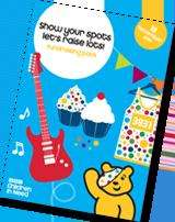 Free Children In Need fundraising pack Children In Need fundraising pack. £0.00