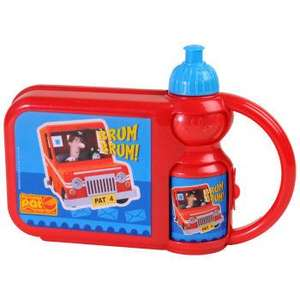 Postman Pat Lunchbox with Bottle £1.99 instore @ Home Bargains