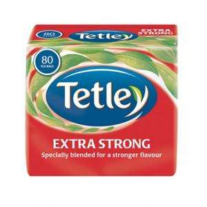 Tetley Extra Strong Tea Bags 160 (2 x 80) for £3 @ Morrisons