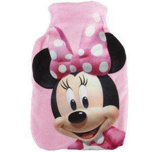 Hot Water Bottle Spongebob and Minnie Mouse £4.99 @home bargains