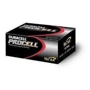 10 Duracell Procell AA   £2.22 (22p / Battery) Delivered @ Amazon (Yourspares)