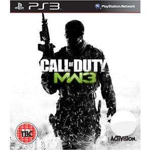 Call Of Duty: Modern Warfare 3 for PS3 & 360 (20% off with voucher) - £31.90 @ Asda Direct