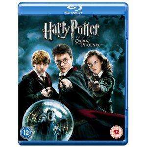 Harry Potter and the Order of the Phoenix [Blu-Ray-Region Free] - £3.99 @ Amazon