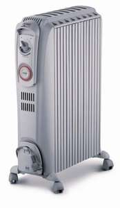 DeLonghi 1.5kW Dragon Series Oil Filled Radiator - £42 Collected @Tesco Direct
