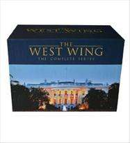 The West Wing: The Complete Box Set - Seasons 1 - 7 (44 Discs) - £25.00 Instore TESCO Bramley, Leeds