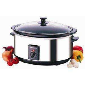 Morphy Richards 48715 Oval 6.5L Slow Cooker £25.00 at Amazon