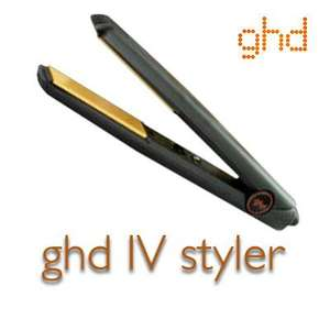 GHD IV Mark 4 Straightener with free OSIS Body Me @ Bell and Bell - £78.80 (CHEAPEST PRICE YET)