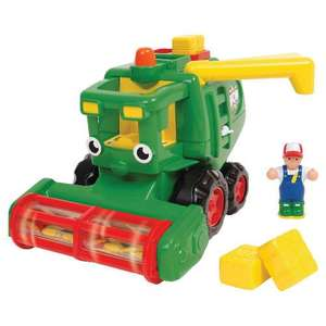 WOW Harvey Harvester Toy Vehicle - £10.99 @ Tesco Direct