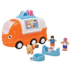 WOW Casey Camper Van Toy Vehicle - £10.99 @Tesco Direct