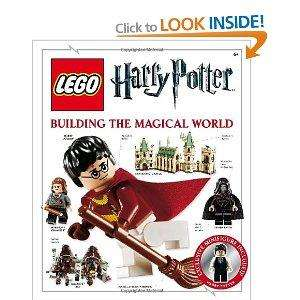 LEGO® Harry Potter Building the Magical World [Hardcover] £5 with free delivery at Amazon. Also available in WH SMITH. See description