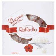 Ferrero Confetteria Raffaello are £5 each or 3 for £10 in Asda