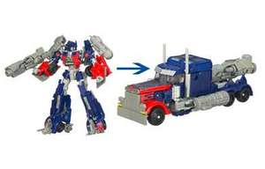 Transformers Dark of the Moon Mechtech Voyager Optimus Prime £23.00 @ The ToyShop