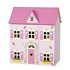 wooden dolls house and furniture 70% off instore only also a few other toys @ Sainsburys