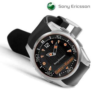 Sony Ericsson MBW-150 Bluetooth Watch - Music Edition - £49.99 + £2.50 postage @ Mobile Fun