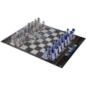 Doctor Who  Chess Set - £14.99 Delivered @ Zavvi / Ebay outlet