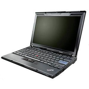 Refurbed Lenovo X200 Core 2 Duo 2.26Ghz Laptop - 3Gb - 160Gb - Vista - Wi-Fi - Bigpockets - £173.99
