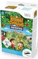 Animal Crossing: Let's Go To The City (Including Wii Speak) (Wii) - only £7.85 delivered @ Shopto.net