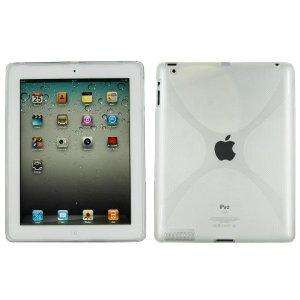 TeckNet iPad 2 Silicone Case (White)  £2.99 delivered @ tecknet