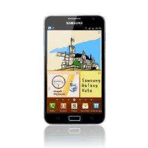 Just released Samsung Galaxy NOTE Smartphone from Amazon.de for 538 Euros