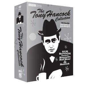 Hancock's Half  Hour  - The Tony Hancock BBC Collection (8 disc) Dvd Boxset £11.47 delivered @ Amazon