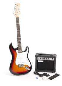 Complete Electric Guitar Bundle by Johnny Brook - £74.99 delivered @ Ebuyer