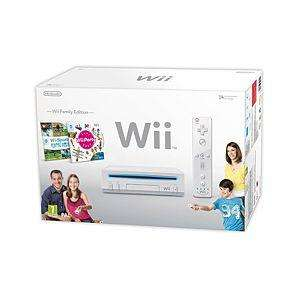 Wii Console + Wii Party + Wii Sports - Only £89 at ASDA Online