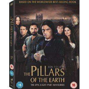 The Pillars Of The Earth: Complete Series Box Set (DVD) (3 Disc) - £7.47 delivered @ Amazon
