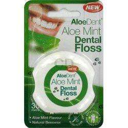 AloeDent Aloe Mint Dental Floss 30m £1 @ Chemist Direct