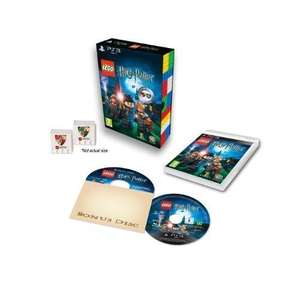 LEGO Harry Potter: Years 1-4 Collector's Edition (PS3) £15.99  delivered @ Base.com / Base_CH