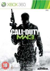 Call of duty Modern warfare 3 Xbox and ps3 (sainsburys  Entertainment £35.99)