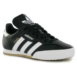 Adidas Samba Trainers- £32 - Sports Direct