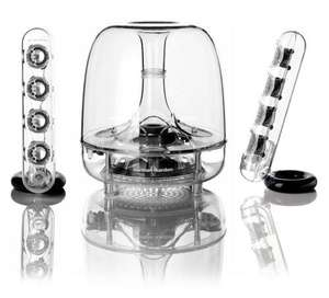 Harman Kardon Soundsticks III 2.1 Speakers - £99.99 @ HMV (Online & Instore)
