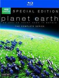 Planet Earth: Special Edition (6 Discs) (Blu-ray)£13.99 delivered! @ Play