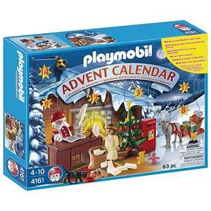 Playmobil Post Office Advent Calender - £11.96 @ John Lewis