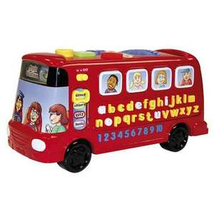 VTech Playtime Bus with Phonics - £8.49 @ Argos