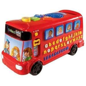 VTech Playtime Bus with Phonics - £8.49 free delivery @ Amazon half price!